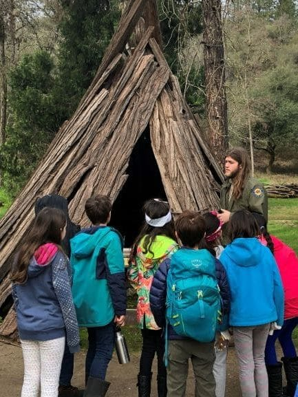 Sacramento Waldorf School Curriculum - fourth grade