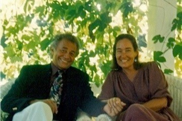 Ann and Leon Mathews circa 1976