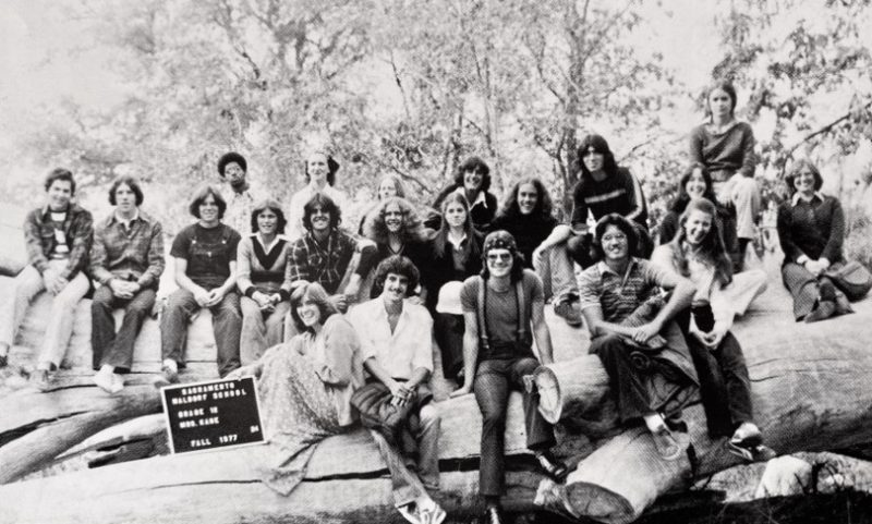 Class Of 1978 Group Photo