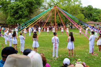 Grand May Day at Sacramento Waldorf School April 27, 2019